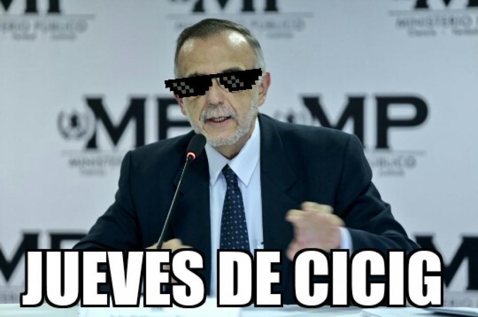Las turbulencias políticas destapadas por Iván Velásquez, le han dado relevancia a este personaje.