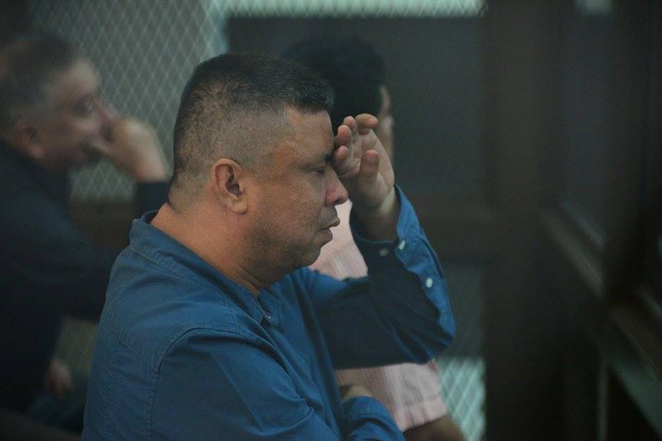 El juzgado ha ordenado efectuarle a Francisco Morales exámenes psicológicos y físicos tras lo anunciado por sus defensores.(Foto: Wilder López/Soy502)