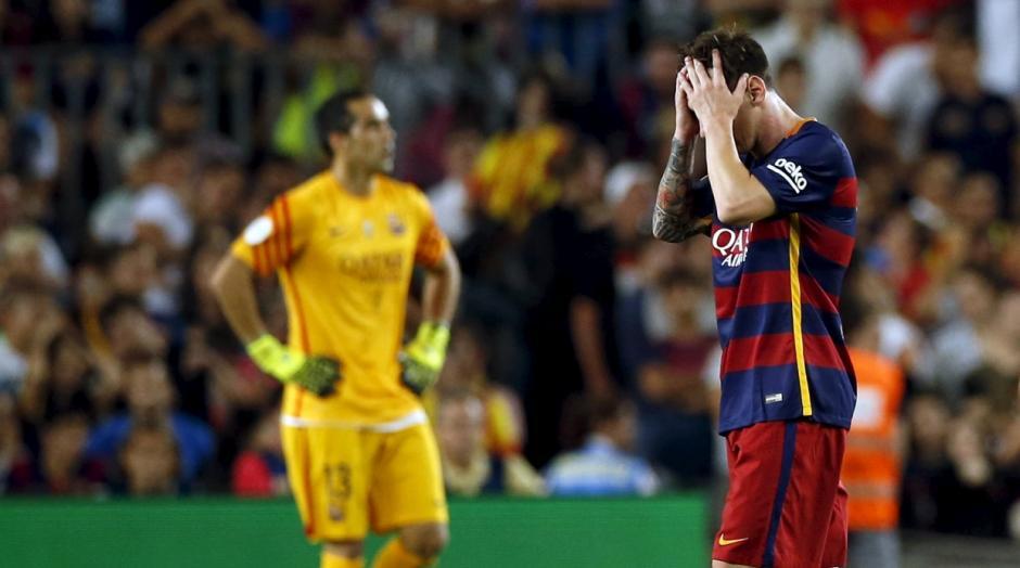 En el plano de los premios individuales, Messi no ganó el Balón de Oro y tampoco aspira al premio The Best. (Foto: Twitter)