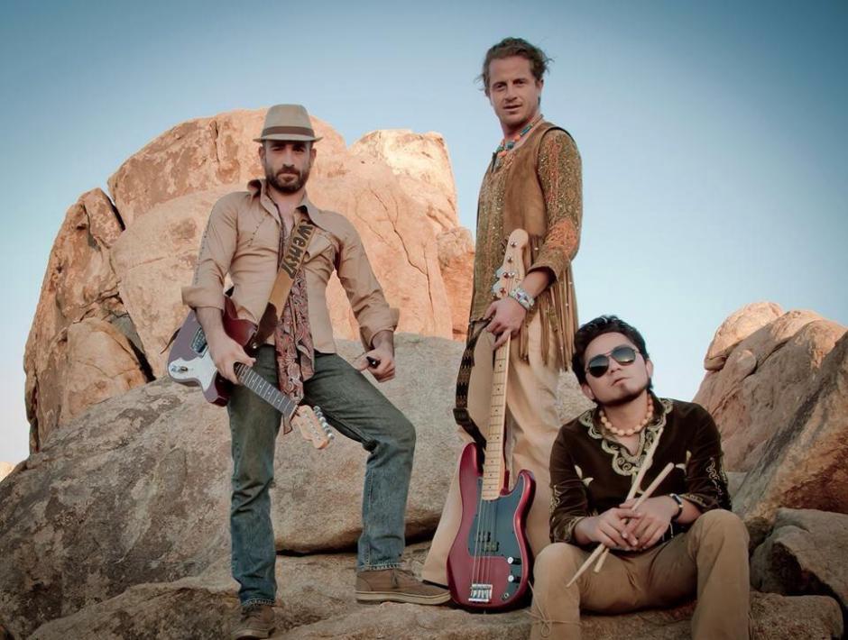 """Los músicos se conocieron en Los Ángeles, donde grabaron """"Amor Imposible"""", el hit del momento en Europa. (Foto: Saddler Samayoa)"""