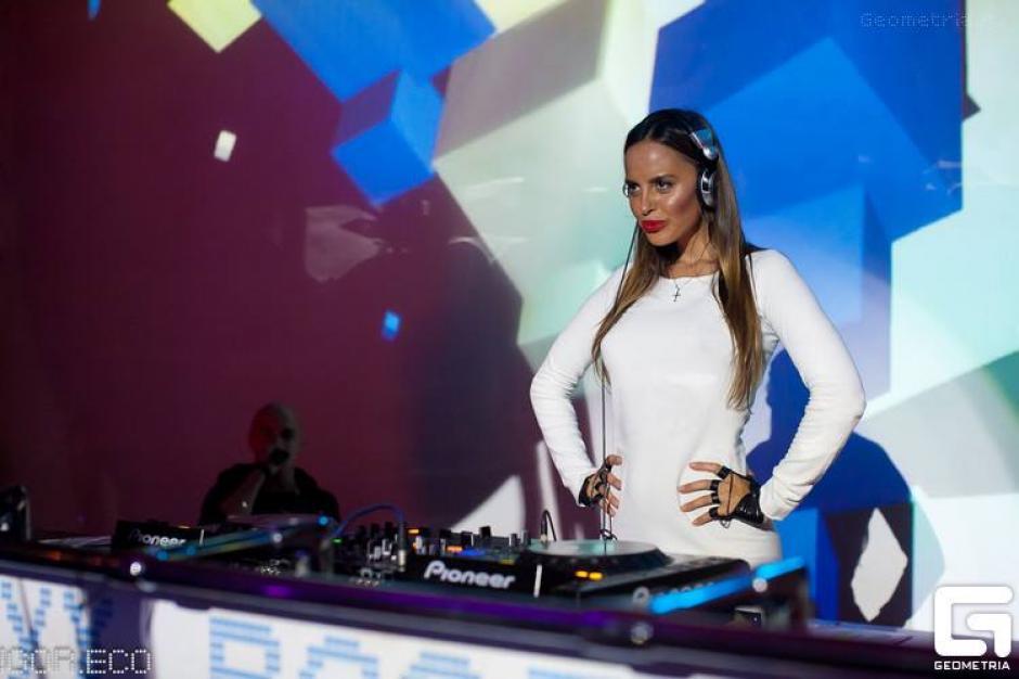 La música es la mayor pasión de esta joven DJ rusa.(Foto: Facebook Eleonora Verbitskaya)