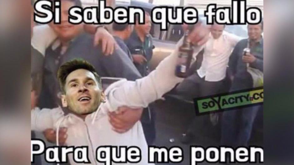 Messi falló un penal y Argentina se quedó sin la Copa América. (Imagen: trome.pe)