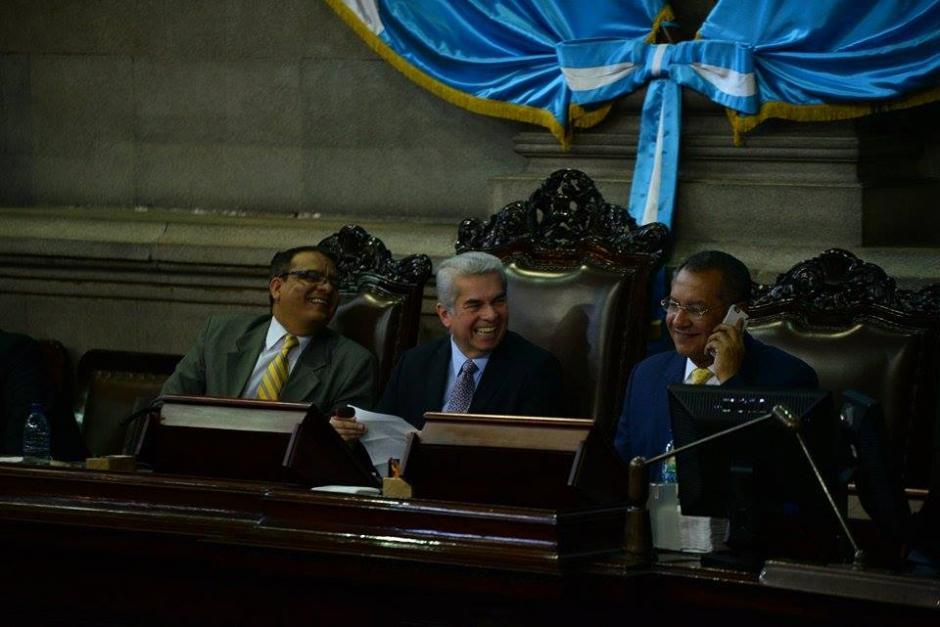 El Congresó avanzó pero sucumbió ante las exigencias de Lider y logró que estos se salieran con la suya. (Foto: Wilder López/Soy502)