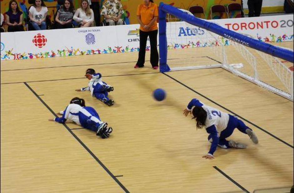Guatemala llevó 27 atletas a los Juegos Parapanamericanos. La selección de golbol finalizó en cuarto lugar, la mejor posición para la delegación nacional.(Foto: Página oficial de los Juegos Parapanamericanos de Toronto 2015)