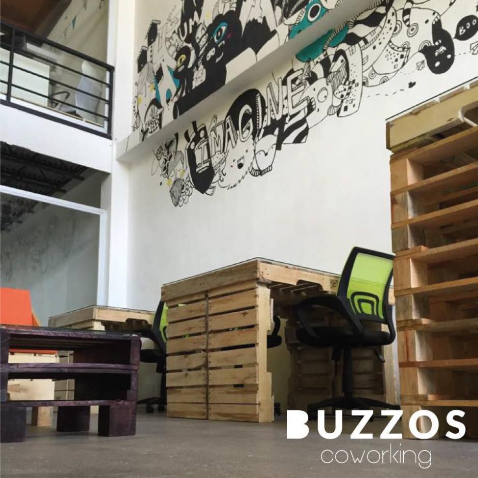 Buzzos es una opción para los emprendedores en Santa Catarina Pinula. (Foto: Buzzos)