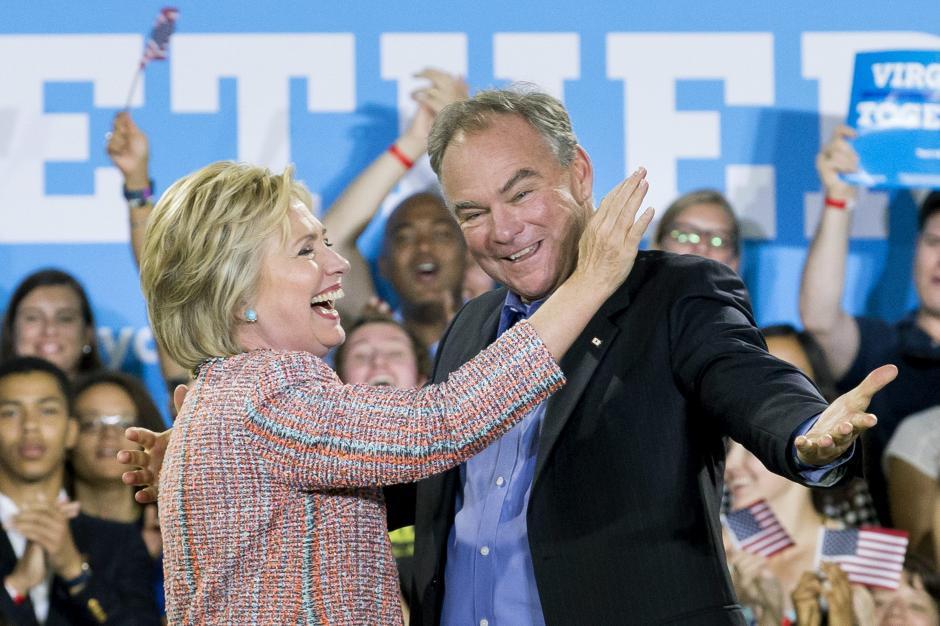 El candidato se mostró entusiasmado con su elección. (Foto: EFE)