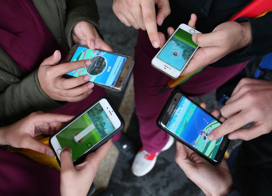Pokemon Go es el videojuego del momento en todo el mundo. (Foto: EFE)