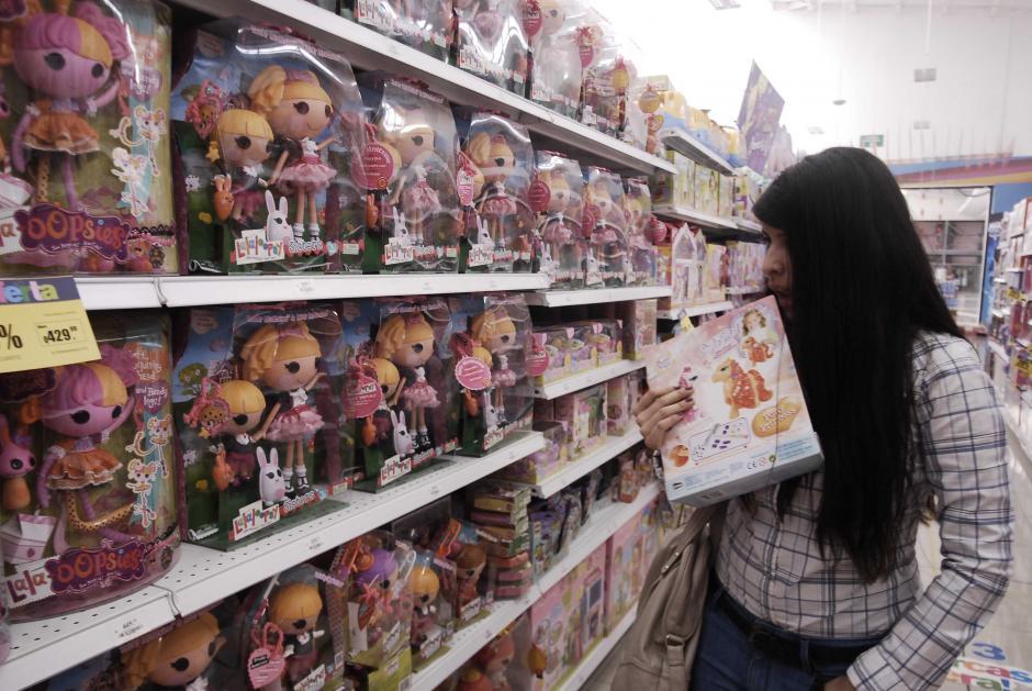 La muñeca Lalaloopsy es una de las más cotizadas este 2013. (Foto: Jesús Alfonso/Soy502)