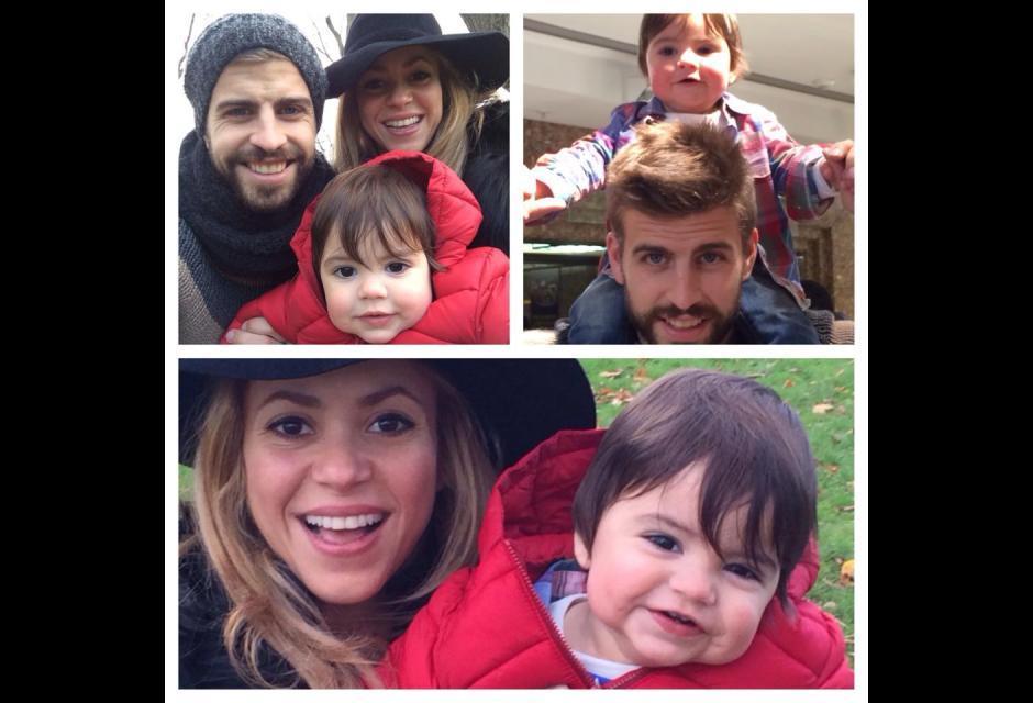 El hijo de Shakira Mebarak y Gerard Piqué llega este 22 de enero a su primer año de vida.
