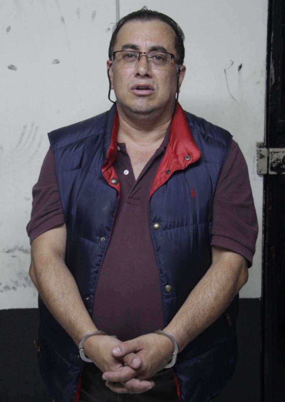 Julio Estuardo González de León. (Foto: Archivo/Soy502)