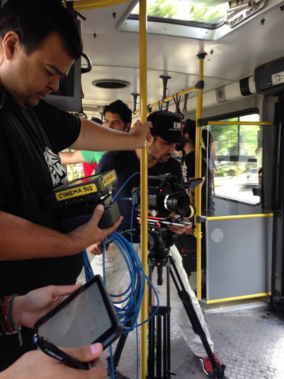 Diversos escenarios de la ciudad fueron parte de la grabación. (Foto: W2MW)