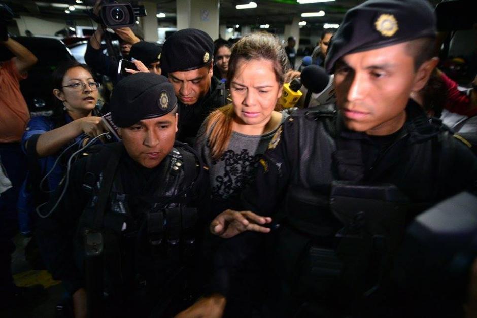 El MP señaló que se tardó tanto en solicitar el arresto de Méndez porque debían contar con todas las pruebas necesarias para vincularla. (Foto: Wilder López/Soy502)
