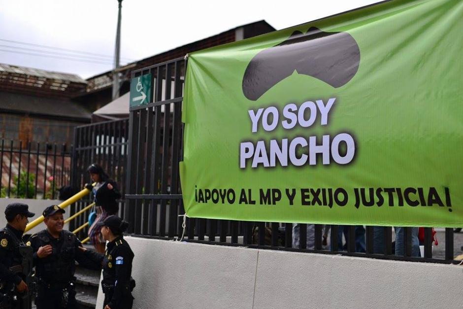 Hoy lunes se iniciará la audiencia de primera declaración de los sindicados de la muerte del abogado Francisco Palomo. (Foto: Wilder López /Soy502)