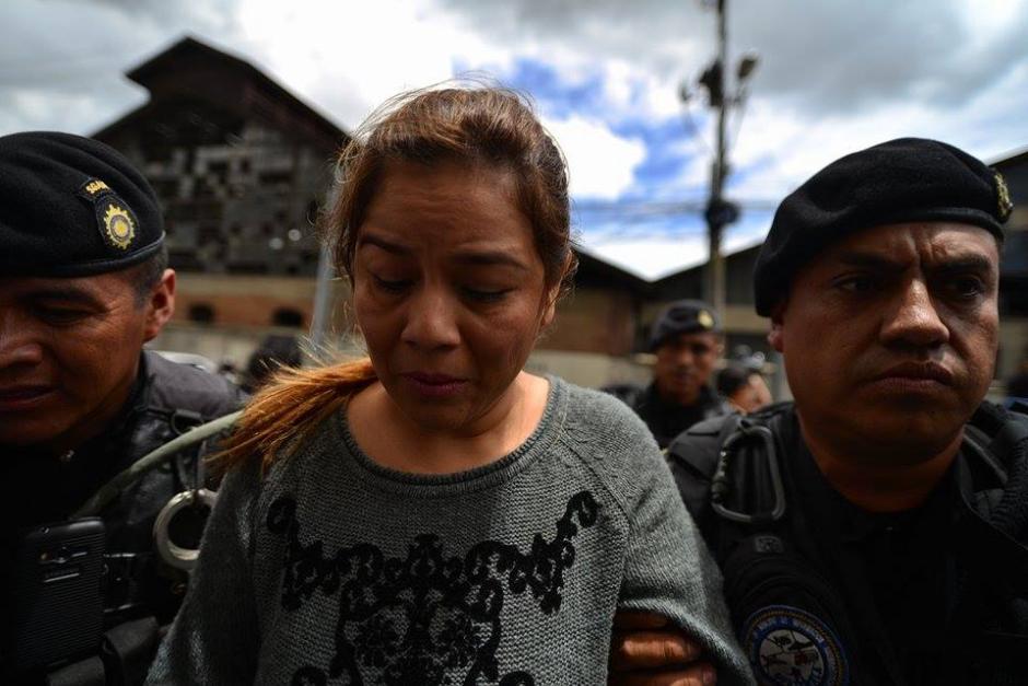 """La fiscal General del MP, Thelma Aldana, confirmó que a Méndez se le conocía como """"La Otra señora"""". (Foto: Wilder López/Soy502)"""