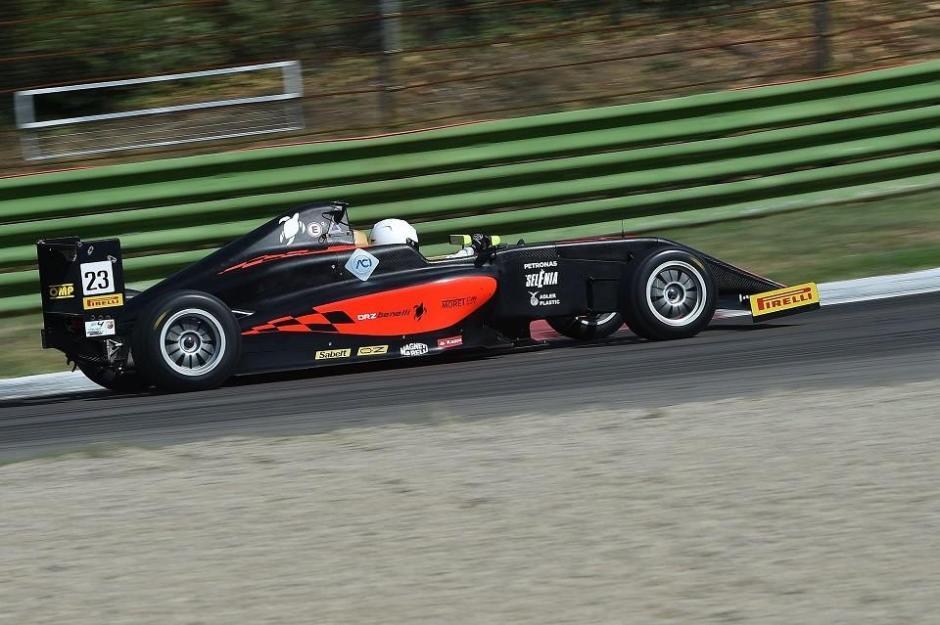 Rodríguez sueña alto, la Fórmula 1 es su gran sueño. (Foto: Facebook)