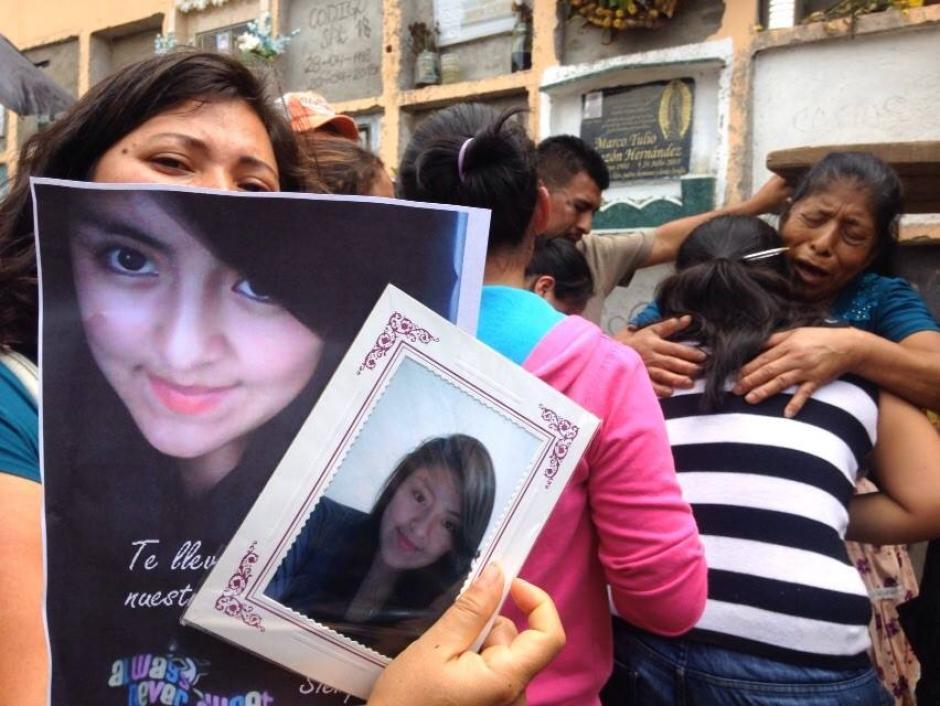 La joven Pamela estaba a punto de graduarse de Secretaria. (Foto: Juan Manuel Vega/Soy502)
