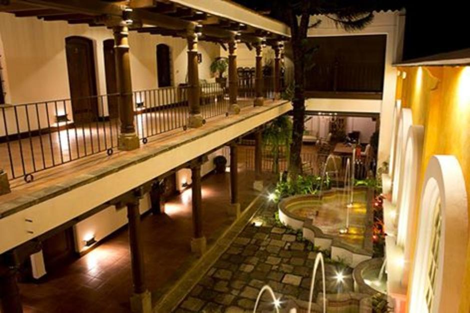 Los inmuebles del binomio presidencial costaron 62 millones 352 mil 195.17 quetzales. (Foto: Mansión de la Luz Hotel Boutique/Facebook)