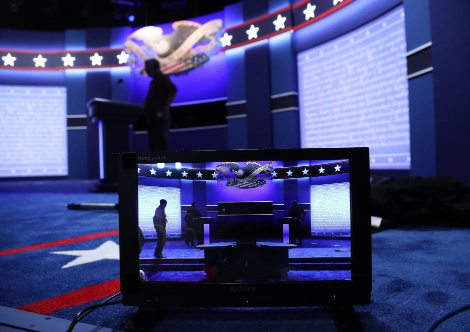 El enfrentamiento político será el más visto de la historia. (Foto: EFE)