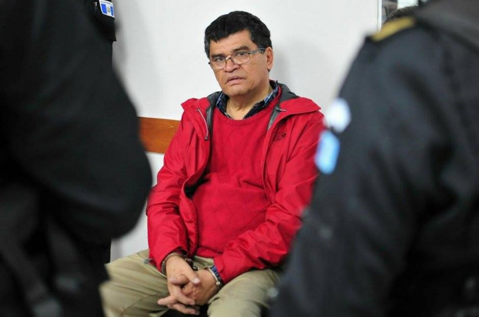 Arnoldo Medrano, alcalde de Chinautla, buscaría la reelección por el partido Lider, pero fue expulsado por un antejuicio presentado por el Ministerio Público. (Foto: Alejandro Balán/Soy502)