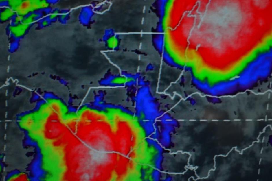 Sistemas de Baja Presión estacionarios son los que generan lluvias en el Territorio Nacional. (Foto: Jesús Alfonso/Soy502)