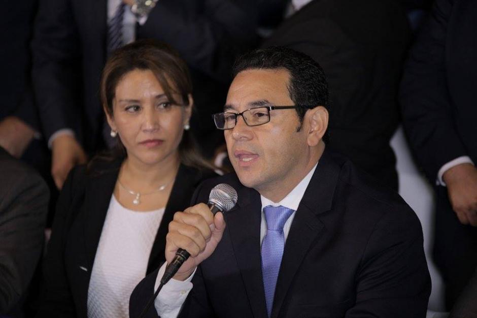 Con más del 2.6 millones de votos, Jimmy Morales es el nuevo Presidente de Guatemala. (Foto Wilder Lópe/Soy502)
