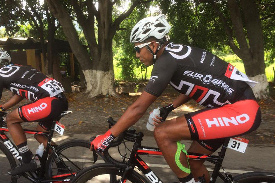 Alder Torres se quedó con la primera etapa de la Vuelta a Guatemala. (Foto: Archivo)