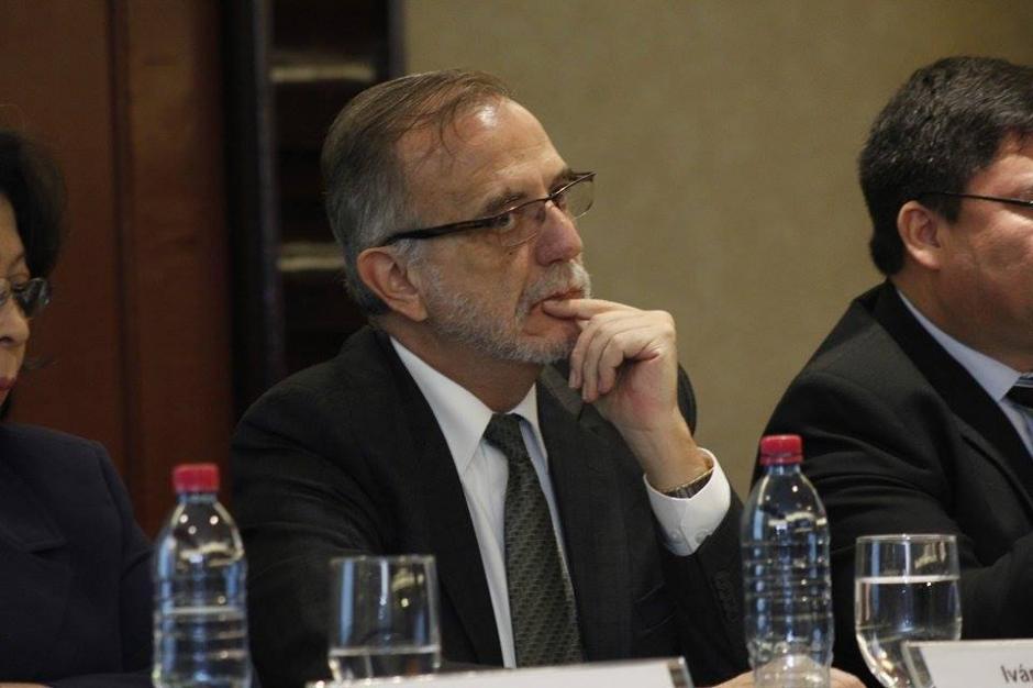 El jefe de la CICIG propuso que para dotar de más recursos a las entidades de seguridad y justicia se discuta la aprobación de un nuevo impuesto que se cobre a grandes capitales. (Foto: Jorge Sente/Soy502)