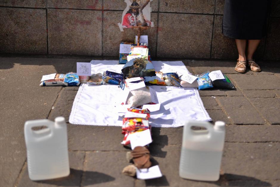 Organizaciones pro-migrantes del país, participaron en la actividad. (Foto: Wilder López/Soy502)