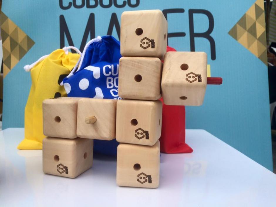 Los juegos también buscan involucrar a padres e hijos. (Foto: Cubocú Toys)