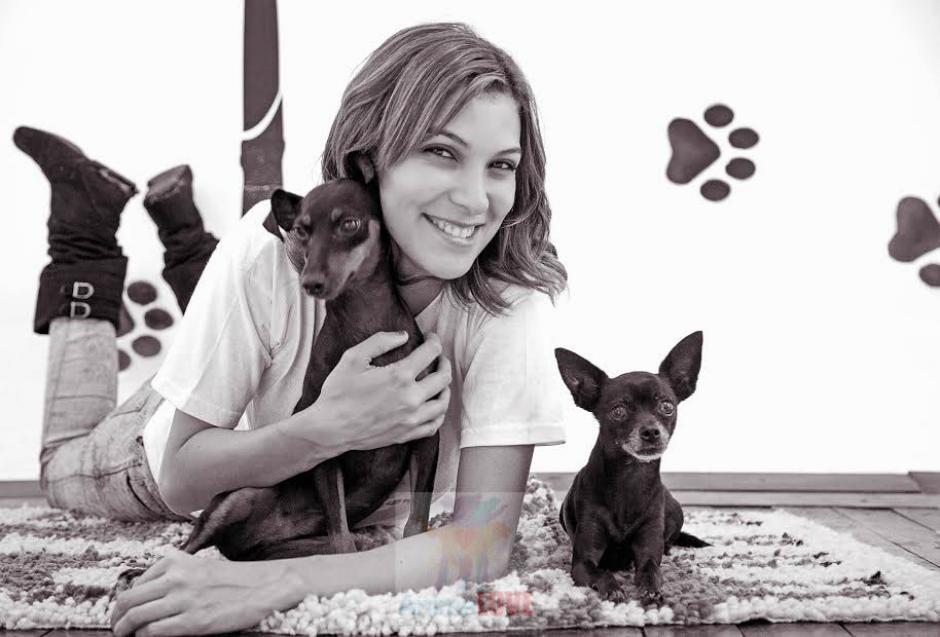 Tita Moreno es una de las personalidades fotografiadas por Maribel. (Foto: Maribel Cabrera)