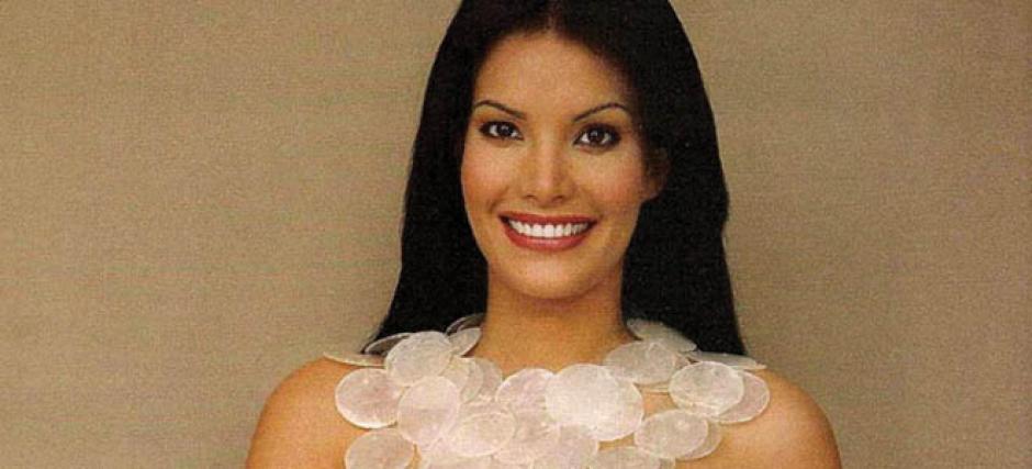 Gabriela Fermández seguirá en presión tras dictarl sentencia por ligamen con un narco. (Foto: Twitter)