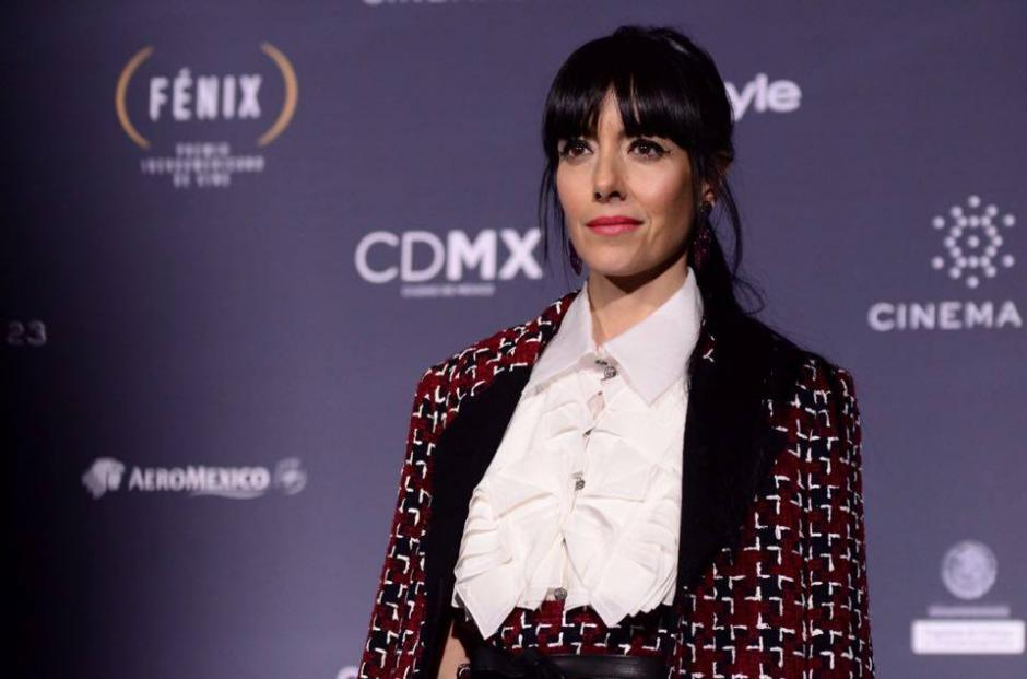 Ceci Suárez, jurado de los premios Fénix. (Foto: Selene Mejía/Soy502)