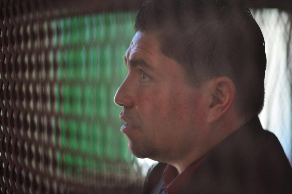 """""""El Taquero"""" podría ser enviado a juicio por el caso de una masacre.(Foto: Jesús Alfonso/Soy502)"""