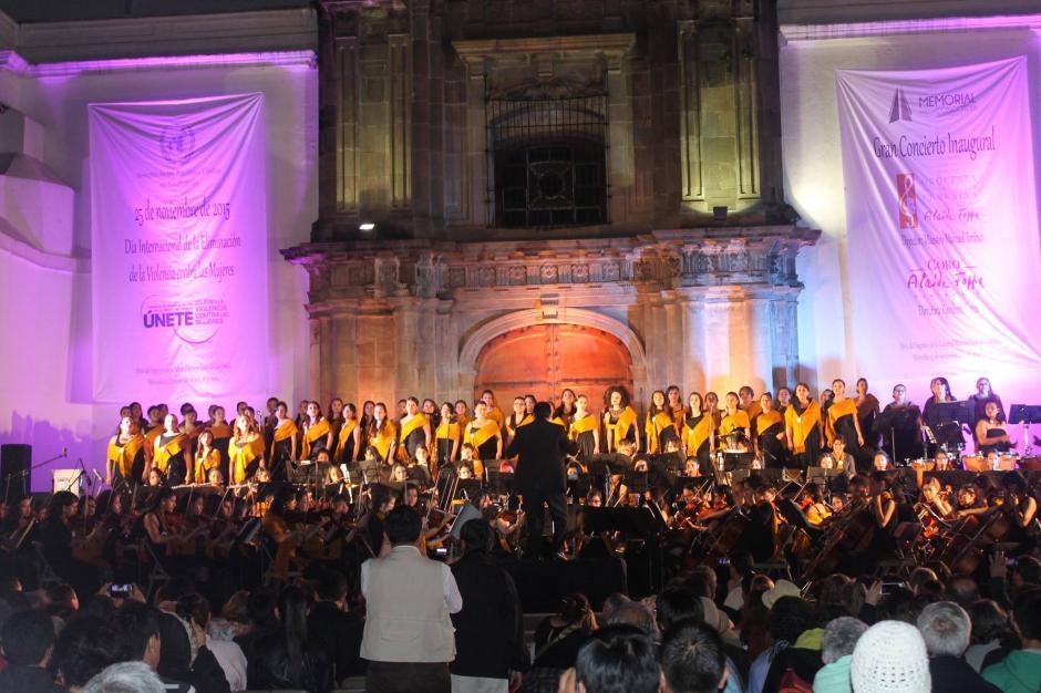 El evento será en la Plaza de la Constitución el 29 de diciembre. (Foto: Orquesta Femenina Alaíde Foppa)