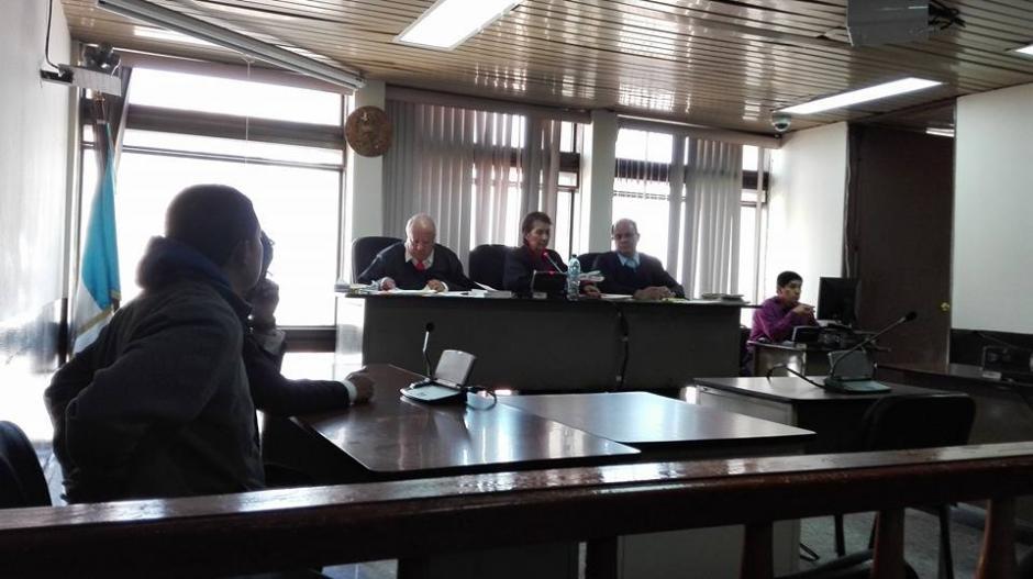 La sentencia fue emitida por el Tribunal Octavo Penal, con un voto razonado. (Foto: Marcia Zavala/Soy502)