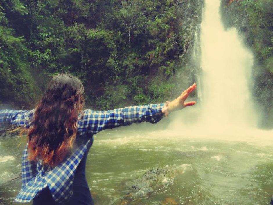 Lucía estudia una Licenciatura en Física Aplicada en la Usac. (Foto: Facebook/Lucía Samayoa)