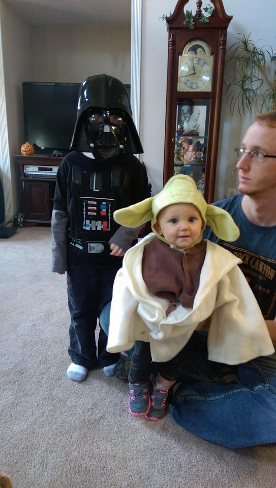 Star Wars se apodera de las redes sociales. (Foto:Facebook/Rachel H Gangloff)