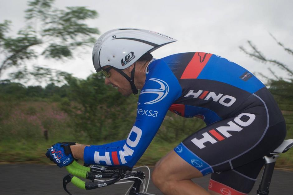 Juan Pablo Gularte, de 46 años, competía en la categoría master de ciclismo. (Foto: Facebook Juan Pablo Gularte)