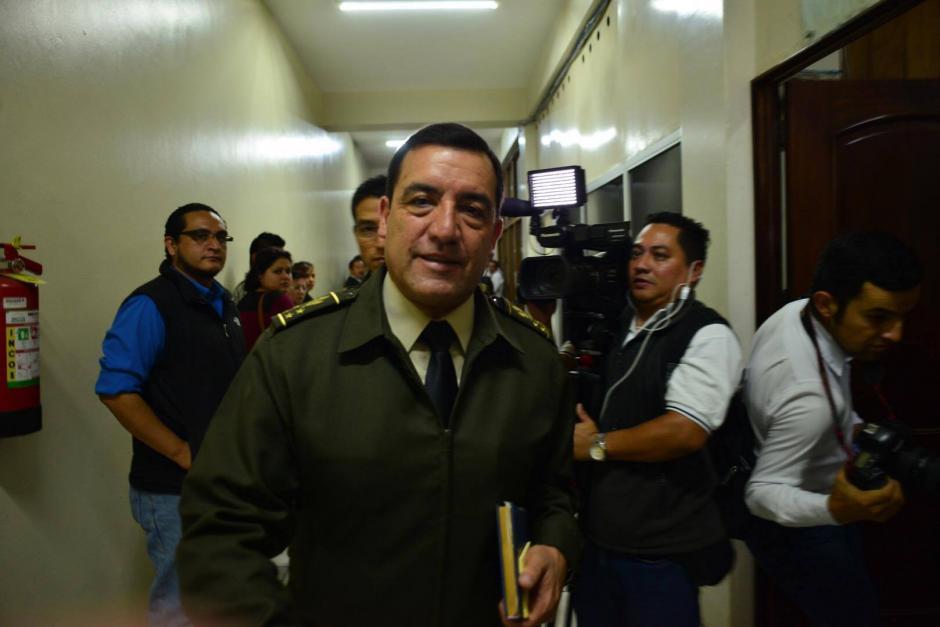 El ministro de la Defensa, Williams Mansilla, confirmó que se han registrado otros dos casos de violaciones. (Foto: Jesús Alfonso/Soy502)