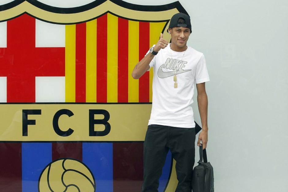 Neymar costará un total de 132.2 millones de euros al Barcelona tras finalizar cinco temporadas