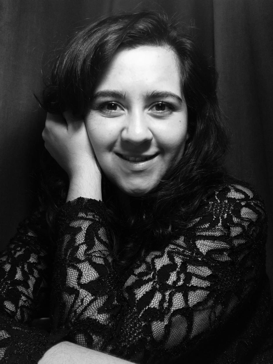 La guatemalteca participó a inicios de 2016 en un concurso de ópera en Irlanda. (Foto: Facebook, Adriana González)
