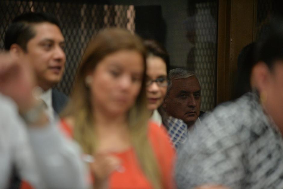 Claudia Méndez y Roxana Baldetti están entre todos los abogados del Caso La Línea. (Foto: Wilder López/Soy502)