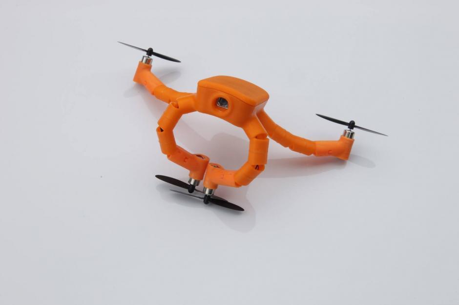 Un vídeo de demostración muestra el prototipo de Nixie en acción. (Foto: facebook/flynixie)