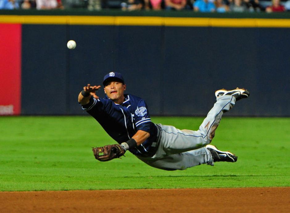 Everth Cabrera, Grandes Ligas, MLB
