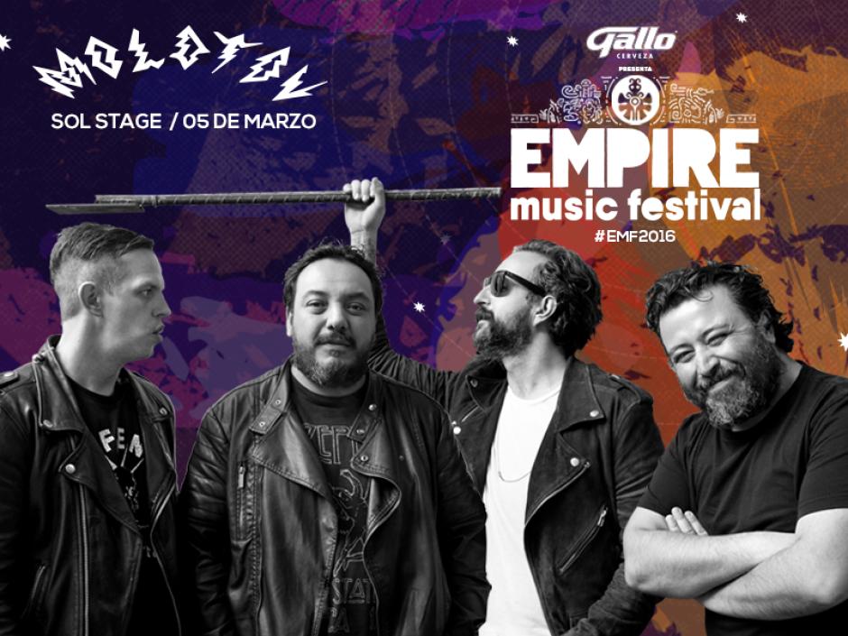 Foto: Empire Music Festival.