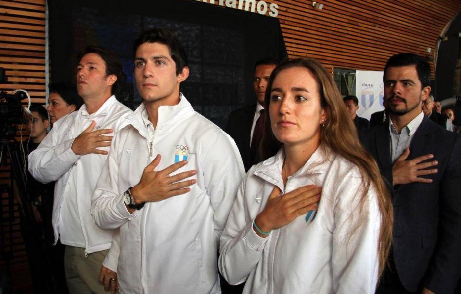 De momento hay dos atletas clasificados en el deporte de pentatlón moderno. Isabel Brand y Charles Fernández, todavía pueden clasificar dos más a Río 2016. Jorge Imeri y Sofía Hernández. (Foto: COG)