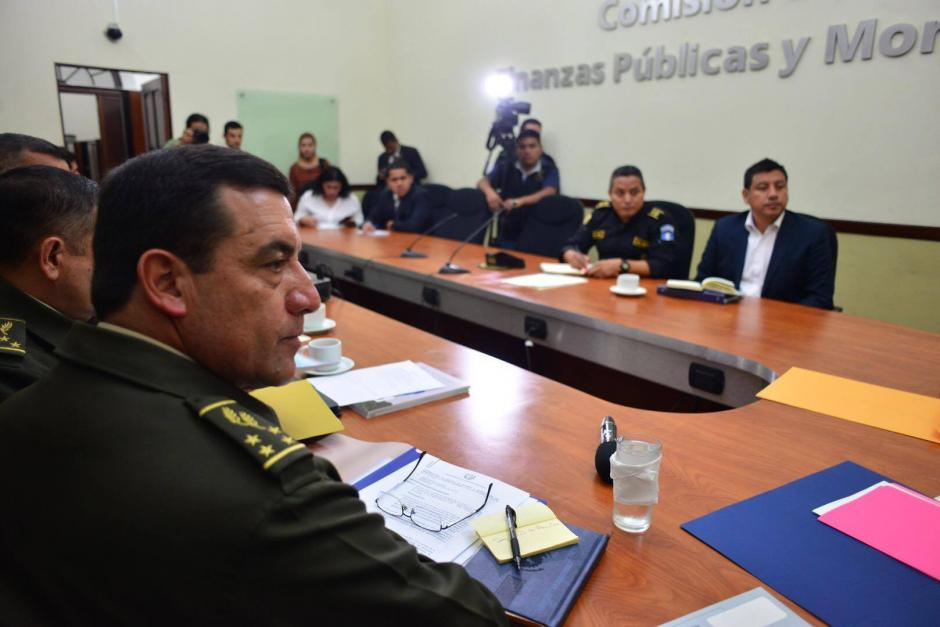Mansilla destacó que ya se sancionó a las autoridades del Instituto Adolfo V. Hall. (Foto: Jesús Alfonso/Soy502)