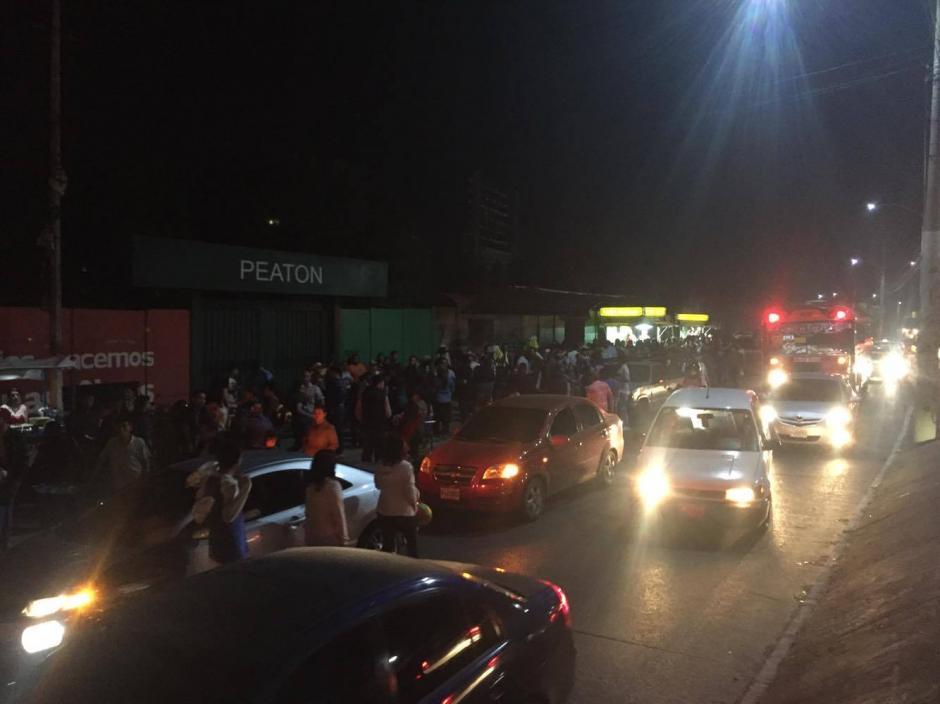 El concierto fue cancelado por la Municipalidad de Guatemala.  (Foto: Nuestro Diario)