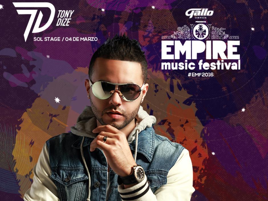 Foto: Empire Music Festival