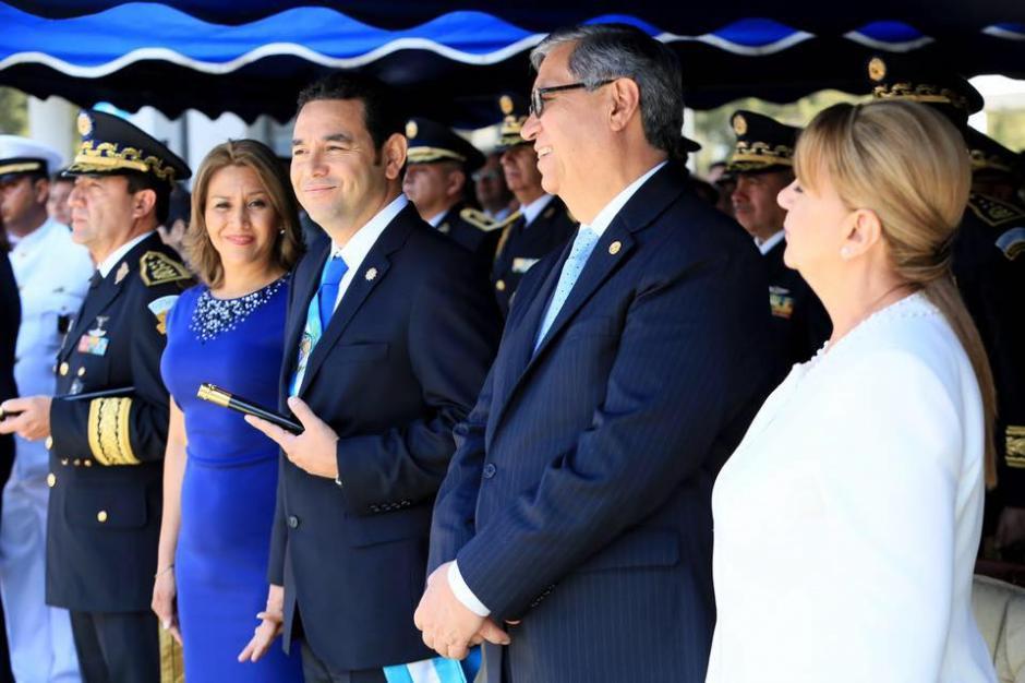 Este lunes la Primera Dama cumplió años. (Foto: Facebook/Patricia Marroquin de Morales)